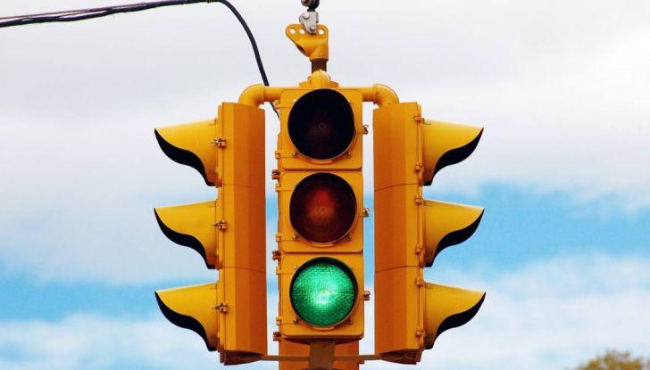 Novità 2018: il semaforo con il contasecondi diventa realtà - Foto 6 di 8