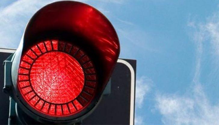 Novità 2018: il semaforo con il contasecondi diventa realtà - Foto 2 di 8