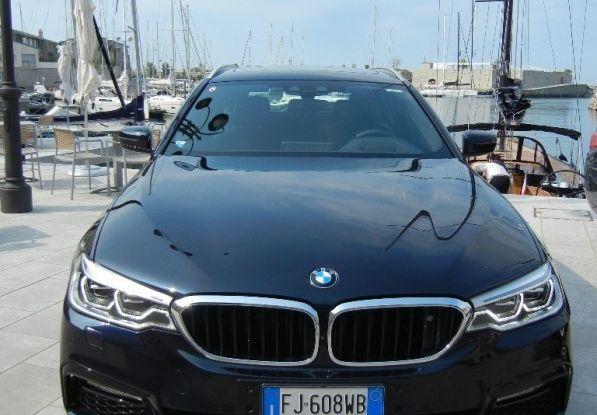 Nuova BMW Serie 5 Touring: Business Class su quattro ruote - Foto 22 di 31