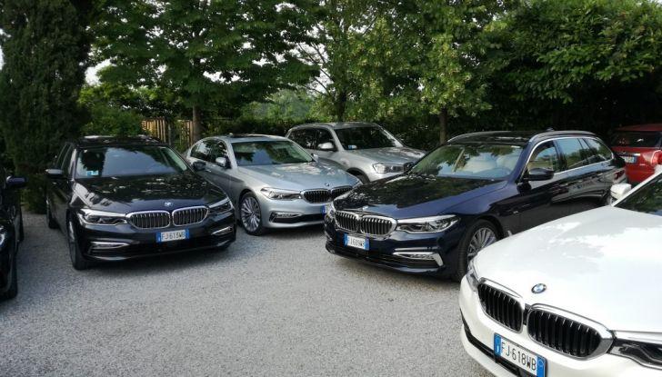 Nuova BMW Serie 5 Touring: Business Class su quattro ruote - Foto 24 di 31