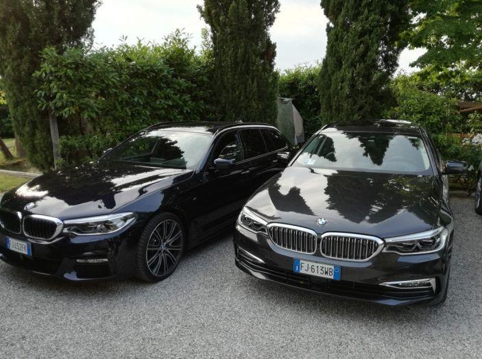 Nuova BMW Serie 5 Touring: Business Class su quattro ruote - Foto 25 di 31