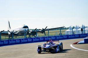 Formula E ePrix Berlino, Qualifiche Gara 2: seconda fila per il team DS Virgin Racing - Foto 5 di 5