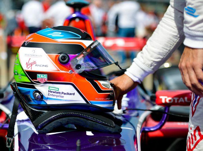 Formula E Berlino, Gara 2: López quinto, Bird settimo - Foto 4 di 18