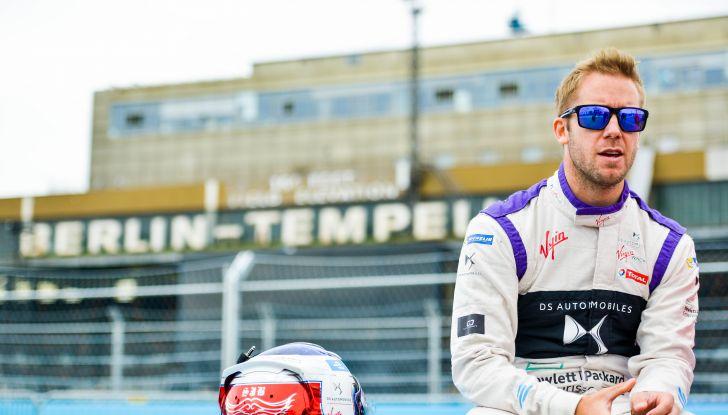 Formula E ePrix Berlino, Qualifiche Gara 2: seconda fila per il team DS Virgin Racing - Foto 2 di 5