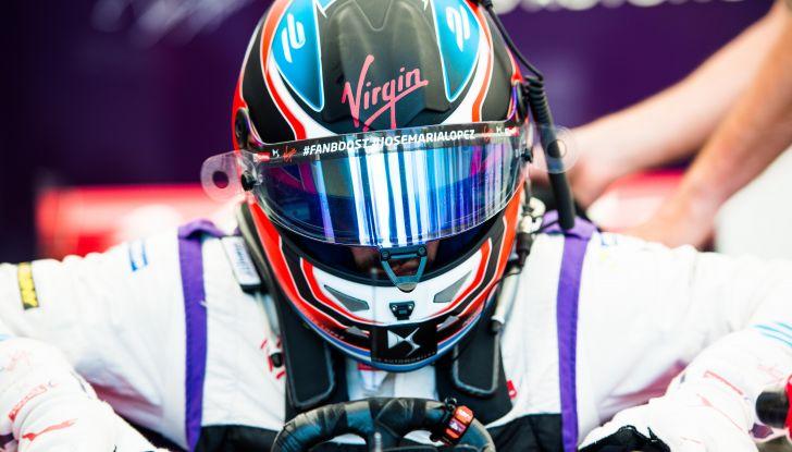 Formula E ePrix Berlino, Gara 1: López ai piedi del podio, Bird settimo. - Foto 4 di 5