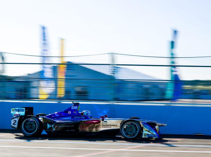 Formula E ePrix Berlino, Gara 1: López ai piedi del podio, Bird settimo. - Foto 1 di 5