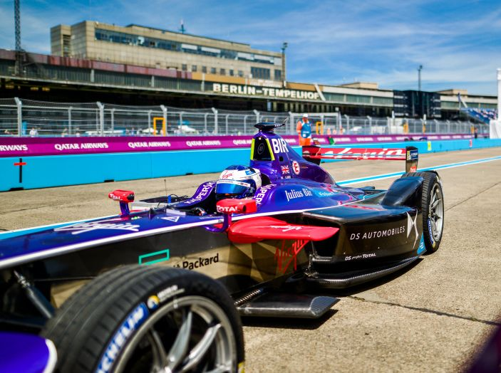 Formula E Berlino, Gara 2: López quinto, Bird settimo - Foto 13 di 18