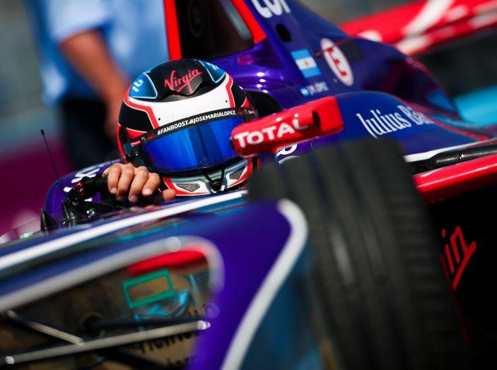 Formula E Berlino, Gara 2: López quinto, Bird settimo - Foto 16 di 18