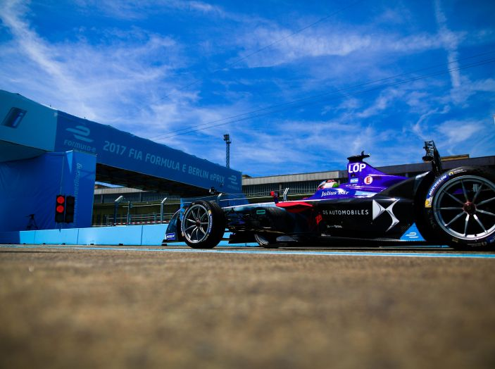 Formula E Berlino, Gara 2: López quinto, Bird settimo - Foto 1 di 18
