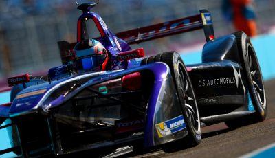 Formula E ePrix Berlino, Qualifiche Gara 2: seconda fila per il team DS Virgin Racing
