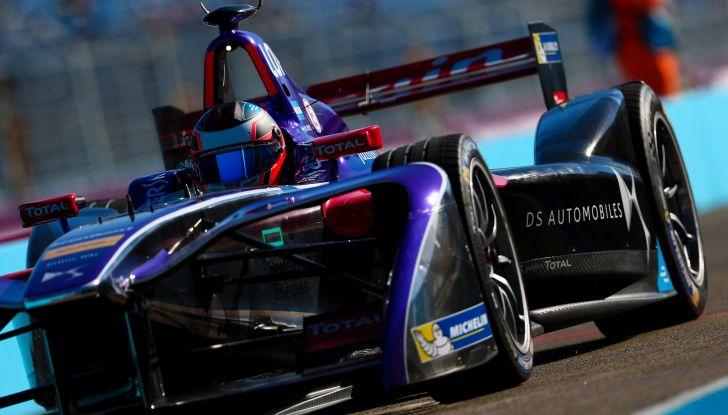 Formula E ePrix Berlino, Qualifiche Gara 2: seconda fila per il team DS Virgin Racing - Foto 1 di 5