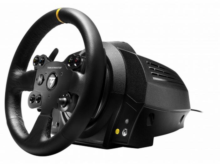 Thrustmaster TX Leather Edition, recensione del migliore volante per Xbox One - Foto 4 di 5
