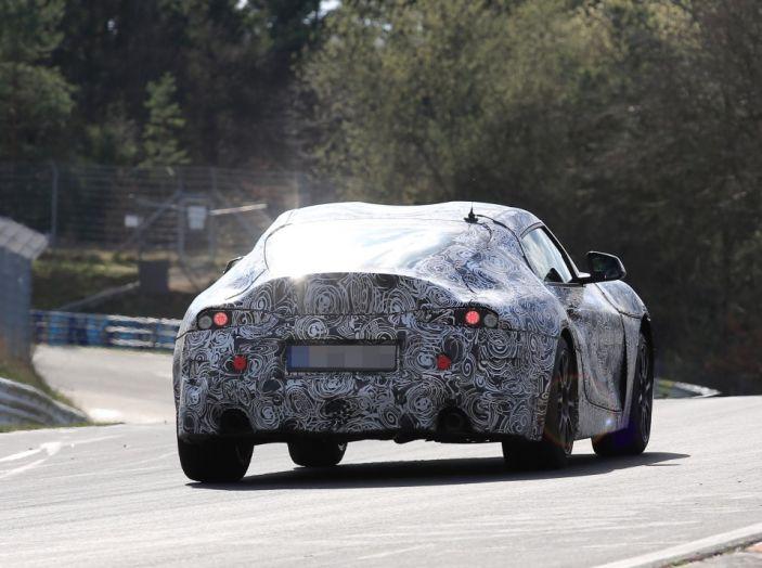 Toyota Supra 2018, il ritorno della leggenda: le foto spia - Foto 8 di 11