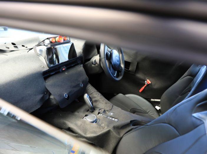 Toyota Supra 2018, il ritorno della leggenda - Foto 16 di 20