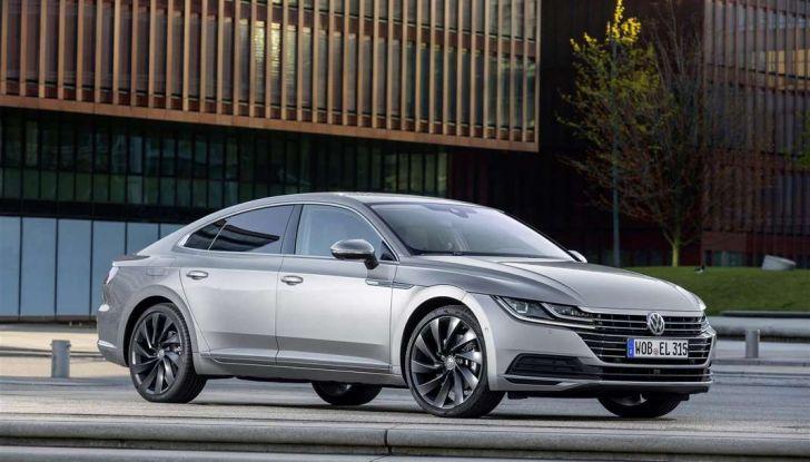 Volkswagen Arteon, informazioni e prezzi per l'Italia - Foto 5 di 14