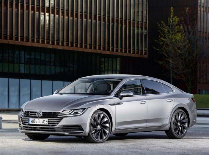 Volkswagen Arteon, informazioni e prezzi per l'Italia - Foto 6 di 14