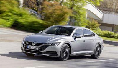 Volkswagen Arteon, informazioni e prezzi per l'Italia