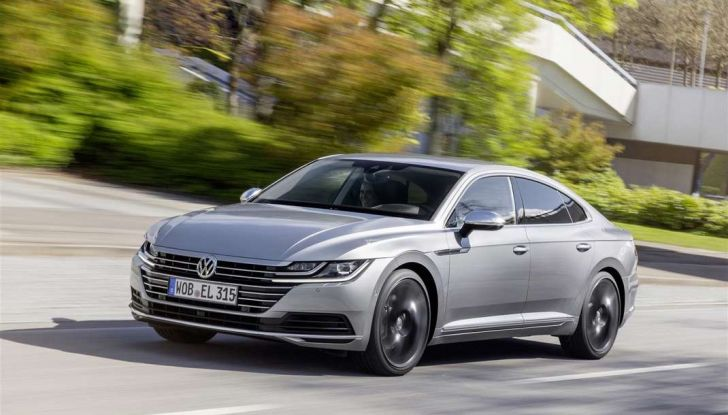 Volkswagen Arteon, informazioni e prezzi per l'Italia - Foto 7 di 14