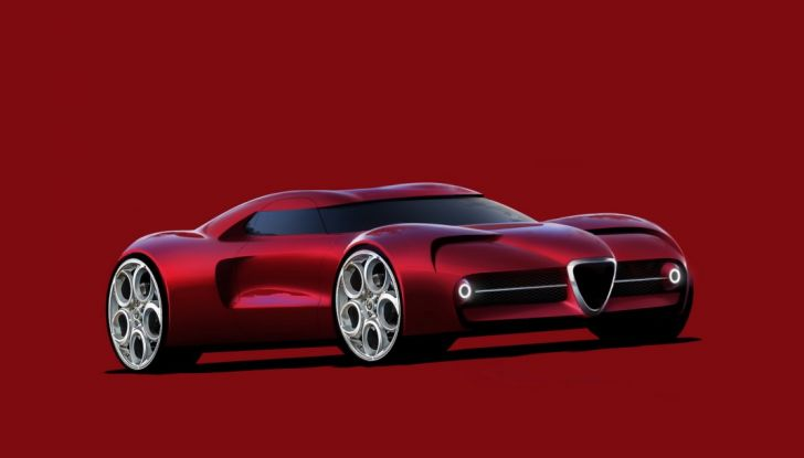 Alfa Romeo cambia logo: addio allo storico Biscione - Foto 20 di 20