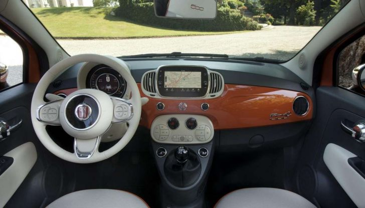 Fiat 500 Anniversario, l'edizione speciale per il 60° compleanno - Foto 4 di 11