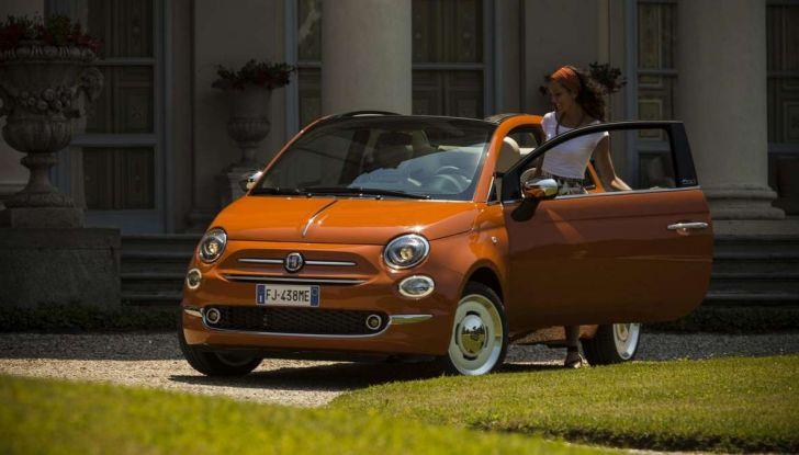 Fiat 500 Anniversario, l'edizione speciale per il 60° compleanno - Foto 10 di 11