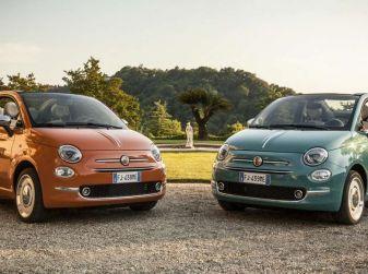Fiat 500 Anniversario, l'edizione speciale per il 60° compleanno