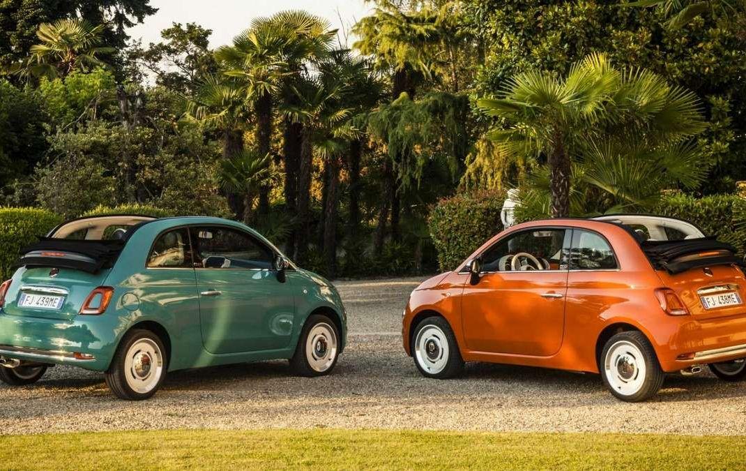 Fiat 500 Anniversario, omaggio agli anni '60