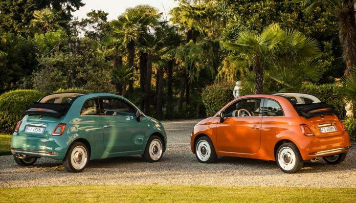 Fiat 500 Anniversario, l'edizione speciale per il 60° compleanno - Foto 2 di 11