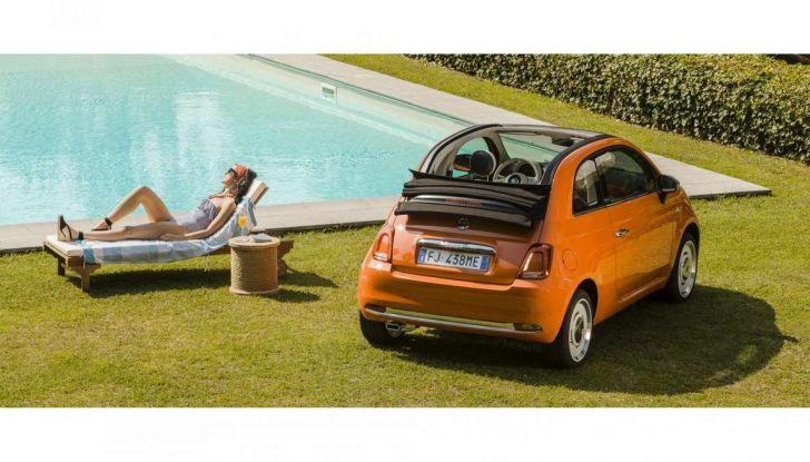 Fiat 500 Anniversario, l'edizione speciale per il 60° compleanno - Foto 9 di 11