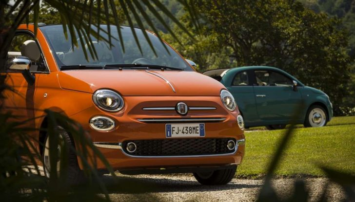 Fiat 500 Anniversario, l'edizione speciale per il 60° compleanno - Foto 3 di 11