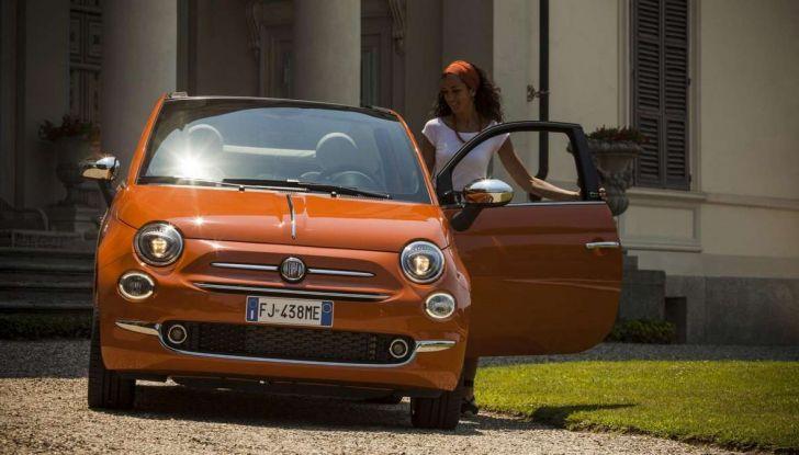 Fiat 500 Anniversario, l'edizione speciale per il 60° compleanno - Foto 6 di 11