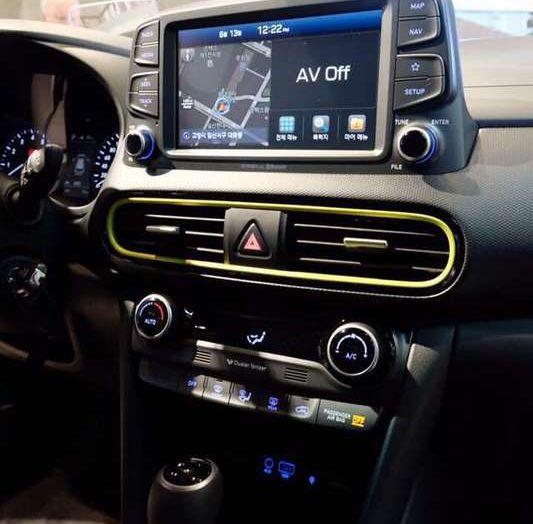 Hyundai Kona, dettagli e caratteristiche del nuovo SUV - Foto 19 di 21