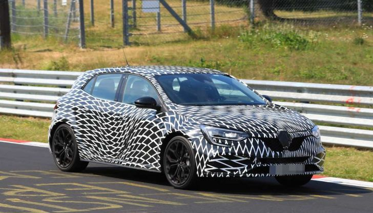 Renault Megane RS Trophy-R, nuovo record al Nordschleife - Foto 24 di 24