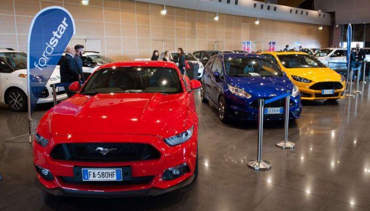Roma Motor Show scalda i motori, tutto pronto per la 63° edizione - Foto 4 di 20