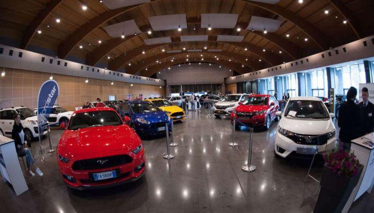 Roma Motor Show scalda i motori, tutto pronto per la 63° edizione - Foto 11 di 20