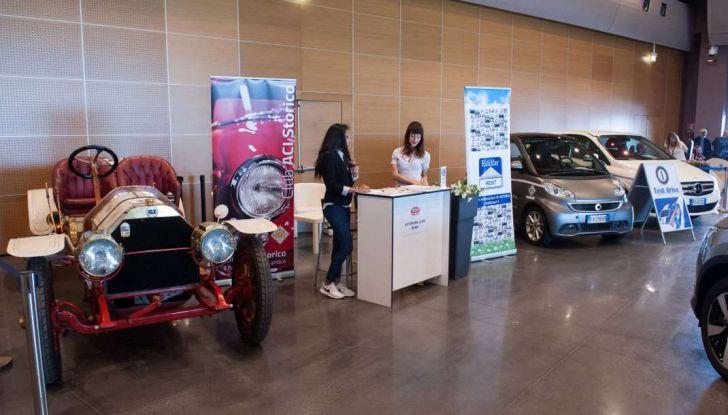 Roma Motor Show scalda i motori, tutto pronto per la 63° edizione - Foto 19 di 20