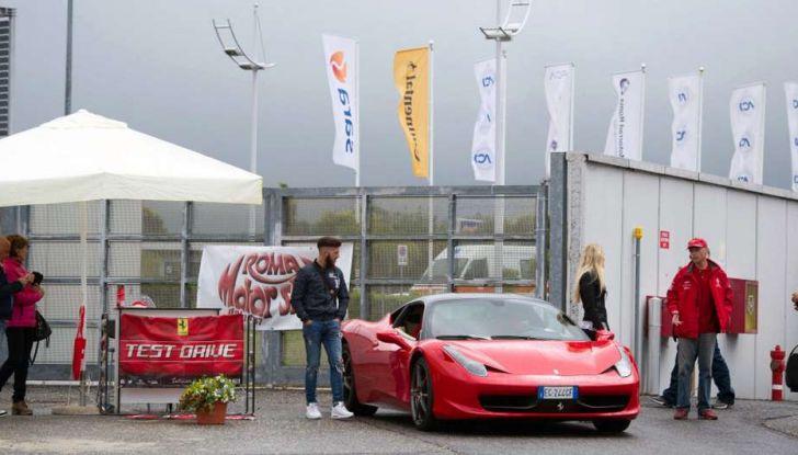 Roma Motor Show scalda i motori, tutto pronto per la 63° edizione - Foto 9 di 20