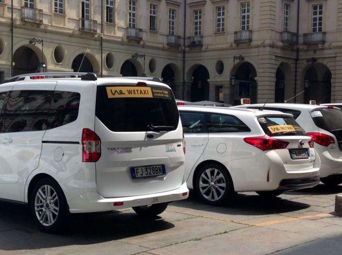 Wetaxi, a Torino arriva il taxi condiviso - Foto 3 di 6