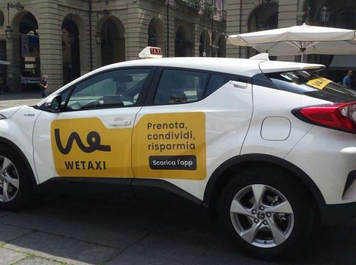 Wetaxi, a Torino arriva il taxi condiviso - Foto 5 di 6