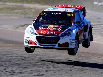 Campionato del mondo Rallycross – Peugeot pronta per l'ottavo appuntamento della stagione