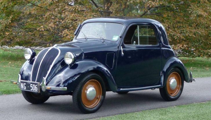 Le 10 auto più amate dagli italiani tra i miti del passato - Foto 2 di 10