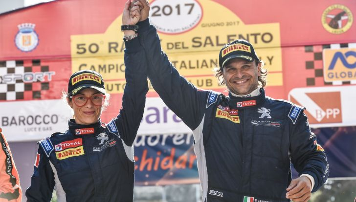 Peugeot all'attacco al Rally di San Marino - Foto 2 di 6