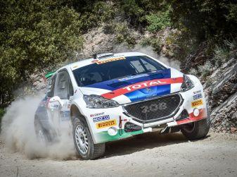 Peugeot all'attacco al Rally di San Marino