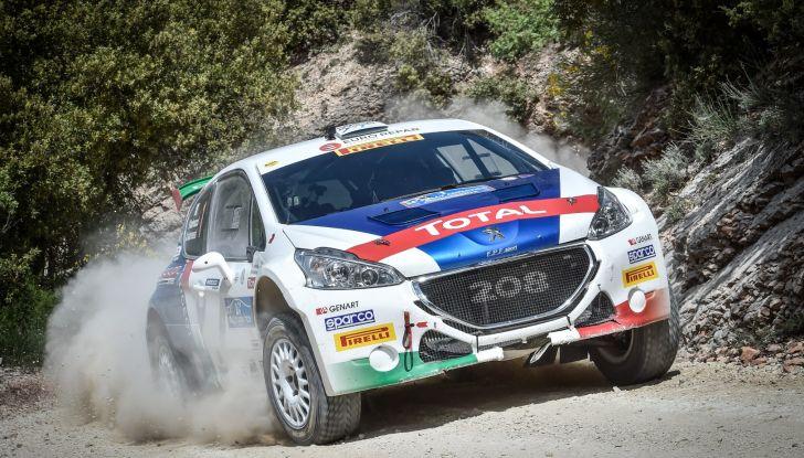 Peugeot all'attacco al Rally di San Marino - Foto 1 di 6