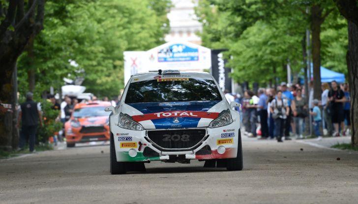 Peugeot all'attacco al Rally di San Marino - Foto 3 di 6