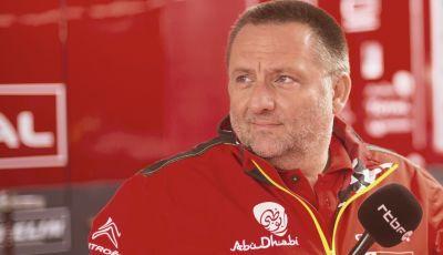 WRC Polonia: le dichiarazioni di Yves Matton, Direttore di Citroën Racing