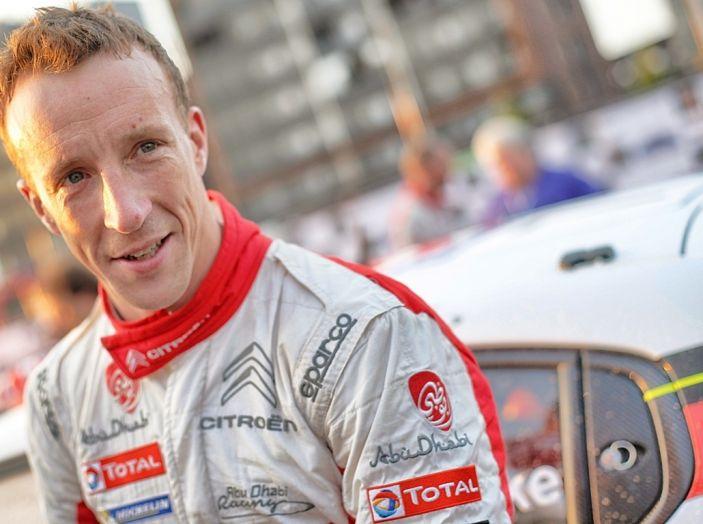 WRC Finlandia giorno 2: commenti e immagini dal team Citroën - Foto 3 di 4