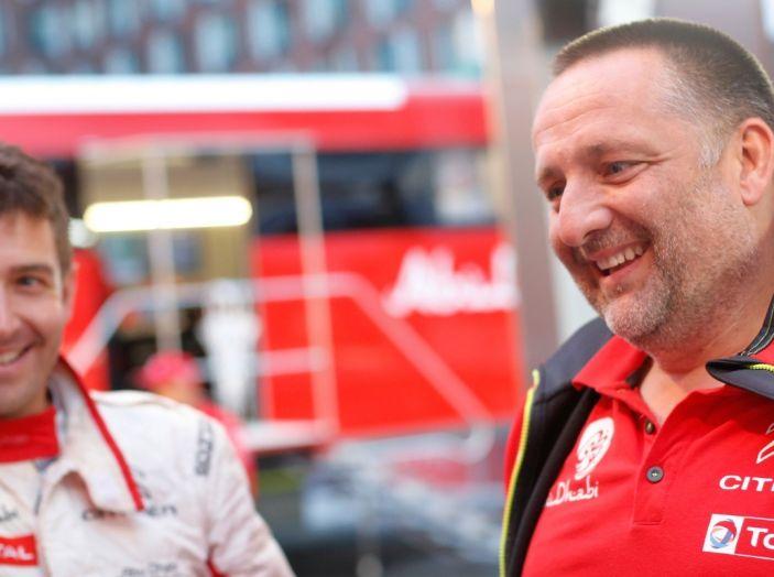 WRC Finlandia giorno 2: commenti e immagini dal team Citroën - Foto 4 di 4