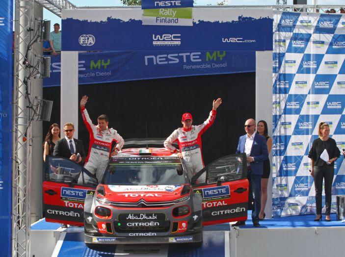 WRC Finlandia: il verdetto finale - Foto 3 di 3