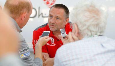 WRC Finlandia: l'intervista ad Yves Matton